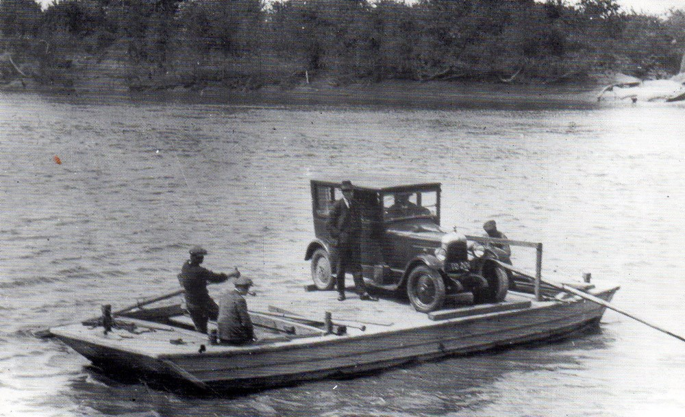 Booth Ferry 1927